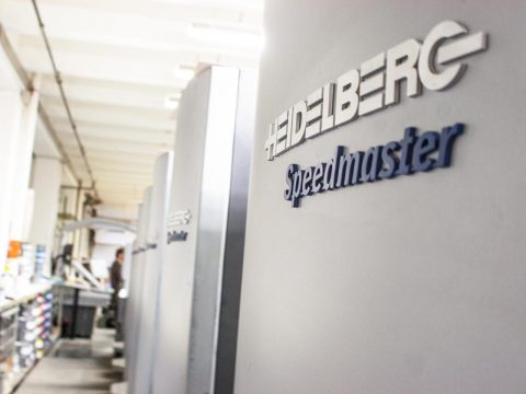 Heidelberger Speedmaster